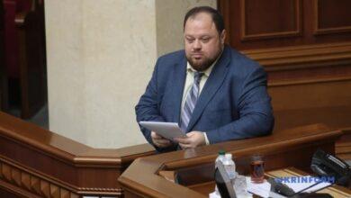 Photo of Стефанчук хочет открыть данные о зарплатах в госкомпаниях