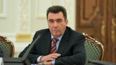 Photo of Данилов о решении Беларуси выдать «вагнерівців» РФ: Не дружественный шаг в отношении Украины