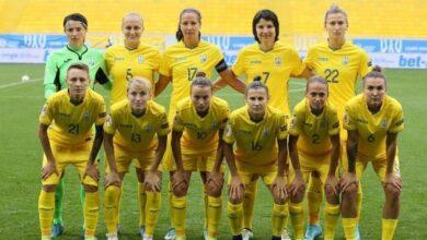 Photo of Женская сборная Украины по футболу занимает 26 место в рейтинге ФИФА