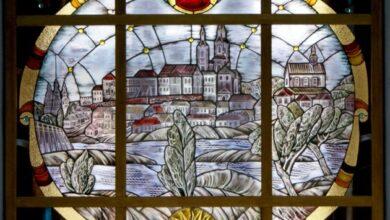 Photo of Экспозиции винницкого музея дополняют яркими витражами