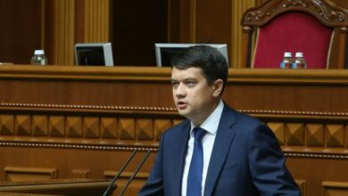Photo of Разумков прокомментировал инициативу по «клонов» на выборах