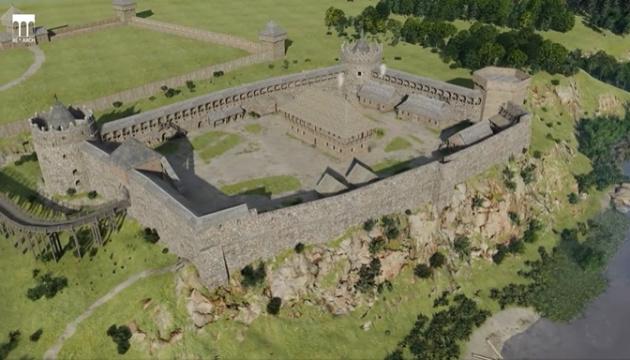 Photo of В Житомирской области воссоздали в 3D-формате Звягельский замок