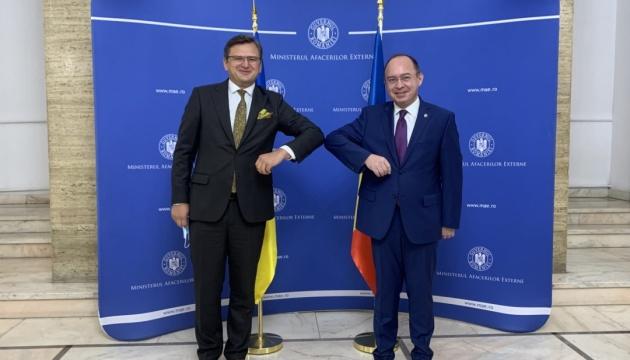 Photo of Диалог с Кулебой по проблемным вопросам имел акцент на способ их решения — глава МИД Румынии