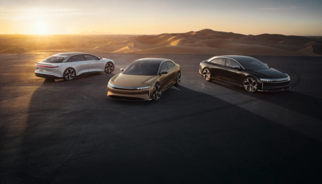Photo of Более 800 километров без подзарядки: в Tesla S появился конкурент