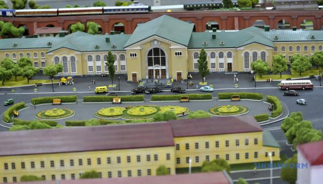 Photo of Винницкий музей пополнился миниатюрным макетом города