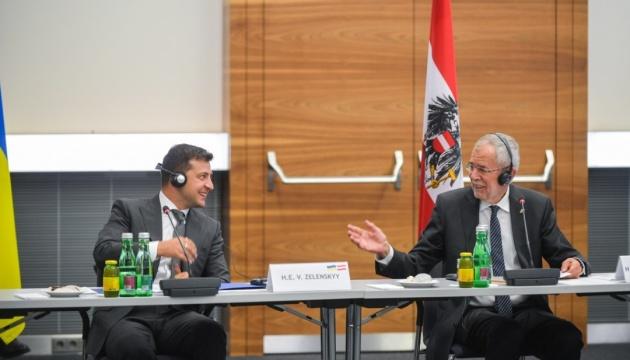 Photo of Зеленский пригласил австрийский бизнес к «Большого строительства»