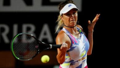 Photo of Свитолина второй раз подряд встретится с российской теннисисткой на турнире WTA в Риме