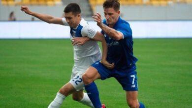Photo of «Динамо» обыграло «Львов» в чемпионате Украины по футболу