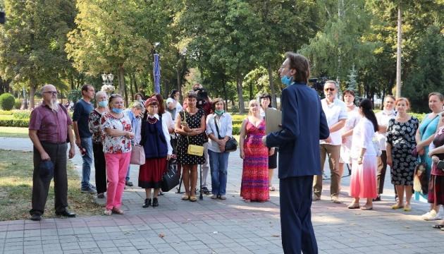 Photo of Туристам предложили ознакомиться с «Полтавской Кондратюкианою»