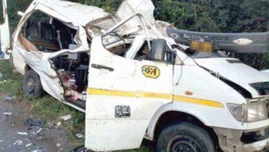 Photo of В Гане автобус с молодежной командой упал в реку, погибли восемь юных футболистов
