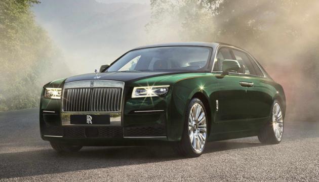 Photo of Rolls-Royce второй раз за месяц представил люксовый седан