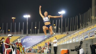 Photo of Бех-Романчук выиграла этап Бриллиантовой лиги в Катаре