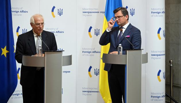 Photo of Кулеба и боррелий обсудили подготовку к саммиту Украина-ЕС