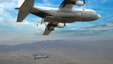Photo of США испытали беспилотник, который можно запускать и ловить в полете
