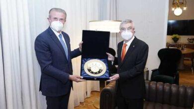 Photo of Сергей Бубка передал главе МОК приглашение Владимира Зеленского посетить Украину