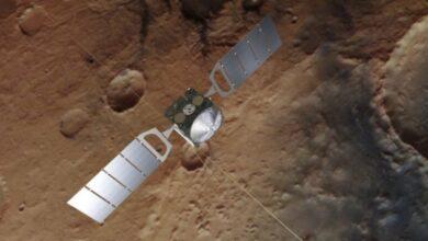 Photo of На Марсе нашли озера с водой