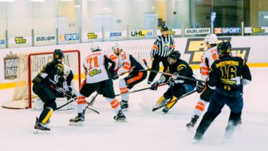 Photo of Плей-офф УХЛ «Кременчуг» в четвертый раз обыграл «Белый Барс»