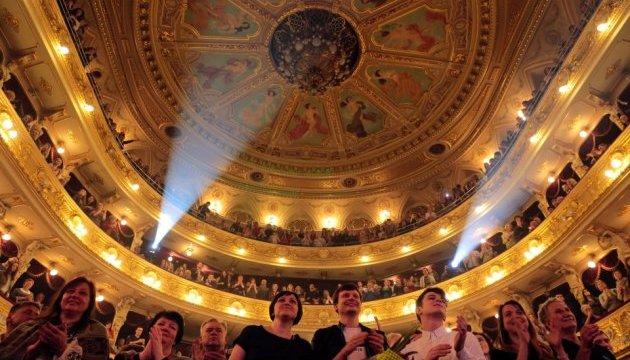 Photo of Шмыгаль поздравил Львовскую оперу с 120-летием