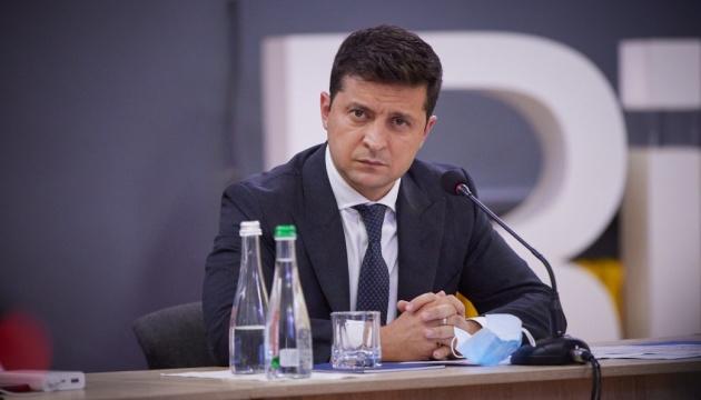Photo of Зеленский: не идет о том, чтобы Украина предоставляла военную помощь другой стране