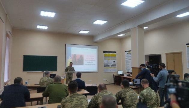 Photo of В Житомирском военном институте открыли Киберполигон