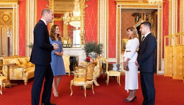 Photo of Встреча супруги Зеленских с герцогом и герцогиней Кембриджскими прошла в теплой атмосфере — Мендель