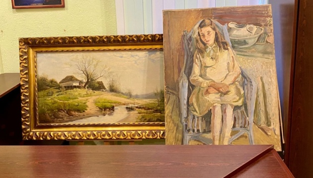 Photo of Догоняем Sotheby's: полотна украинских художников впервые выставили на Prozorro