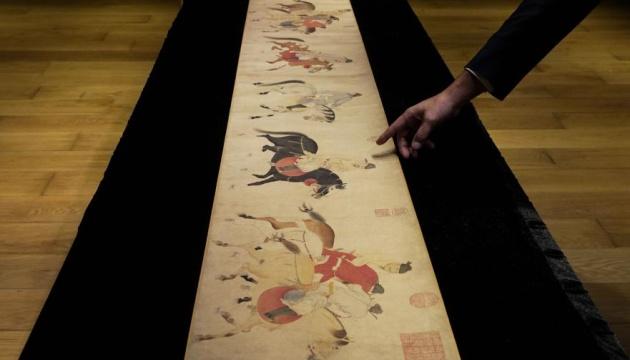 Photo of В Гонконге картину, которой 700 лет, продали с аукциона более чем за $ 40000000