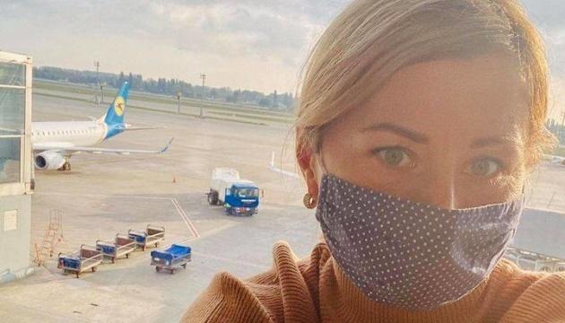 Photo of Вита Семеренко оправилась от коронавируса и полетела на сбор
