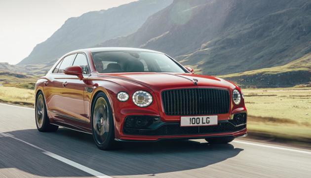 Photo of Bentley представил люксовый седан с двигателем на 542 «лошади»