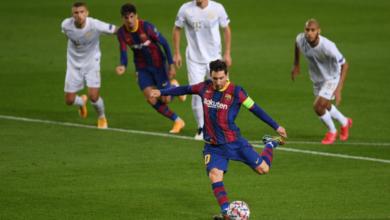 Photo of «Барселона» разгромила «Ференцварош» в Лиге чемпионов УЕФА