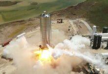 Photo of Маск подготовил Starship к тестовому «скачка»