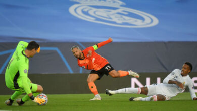 Photo of «Шахтер» сенсационно обыграл «Реал» в матче Лиги чемпионов УЕФА
