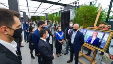 Photo of «Умные» жалюзи и тренажеры: Зеленскому презентовали стартапы в инновационном парке