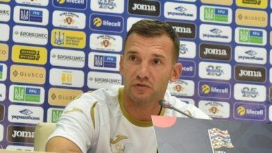 Photo of Шевченко объявил расширенный состав сборной Украины по футболу