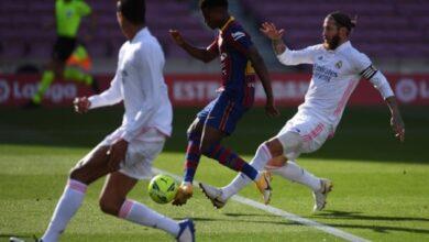 Photo of «Барселона» проиграла «Реалу» в матче Ла Лиги
