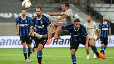 Photo of Букмекеры дали прогноз на матч «Шахтер» — «Интер» в Лиге чемпионов УЕФА