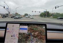 Photo of Tesla показала новый софт для беспилотных электрокаров