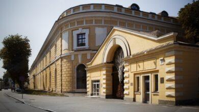 Photo of Картины и инсталляции Сагайдаковского: Художественный Арсенал приглашает на 3D-тур