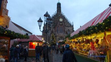 Photo of В Нюрнберге отменили рождественская ярмарка