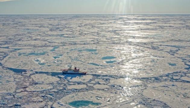 Photo of В водах Арктики «проснулось» источник парниковых газов