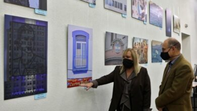 Photo of В Укринформе открылась выставка «Аргентина глазами женщин-художниц»