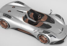Photo of «Паучок» за $ 600 000: в Италии представили мощный спорткар