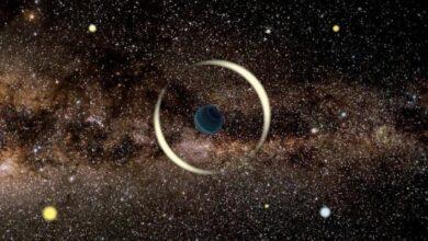 Photo of Астрономы обнаружили самую маленькую «планету-изгнанника» в межзвездном пространстве