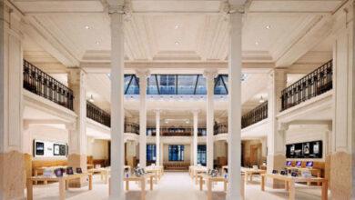Photo of Apple из-за карантина закрывает свои магазины во Франции