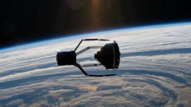 Photo of В Европе создают аппарат для уборки космического мусора