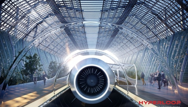 Photo of В капсуле Hyperloop впервые проехались пассажиры