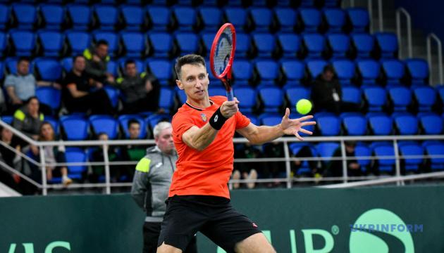 Photo of Теннисист Стаховский заболел COVID-19 и досрочно завершил выступление в Братиславе