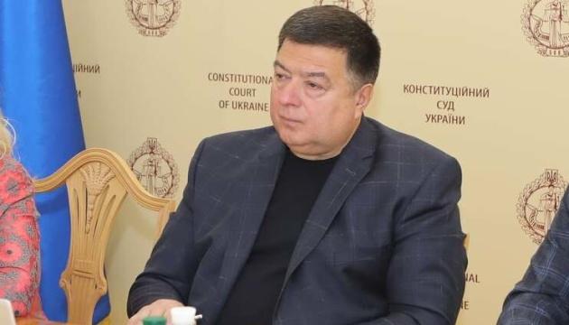 Photo of Тупицкий опровергает, что КСУ проводит «зрадоподибне» заседание о земле