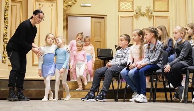 Photo of Львовская филармония покажет детскую оперу первой украинской композитора