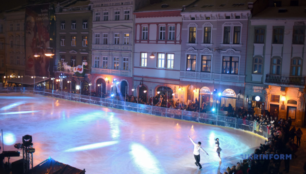 Photo of Во Львове каток на площади Рынок будет работать четыре месяца